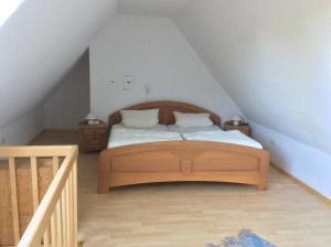 Berumer Wald, Apartmanok  Hage - big - 10