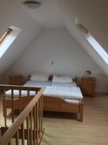 Berumer Wald, Apartmanok  Hage - big - 11