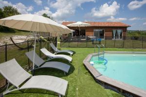 Villa Les Roses Noires, Case vacanze  Singleyrac - big - 30