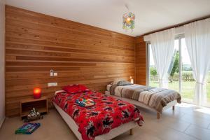 Villa Les Roses Noires, Case vacanze  Singleyrac - big - 34