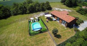 Villa Les Roses Noires, Case vacanze  Singleyrac - big - 37