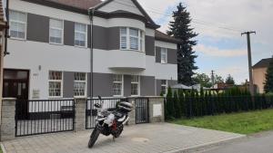 3 hvězdičkový apartmán Apartma Transpet Kostelec na Hané Česko
