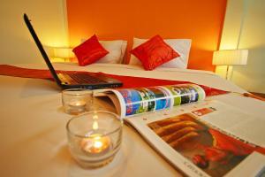 Floral Shire Suvarnabhumi Airport, Hotels  Lat Krabang - big - 16