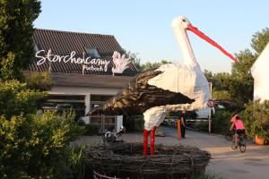 Storchencamp Gästehaus Purbach, Руст