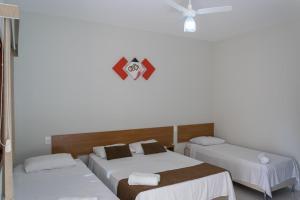 Pousada Flores do Campo, Vendégházak  Águas de Lindóia - big - 21