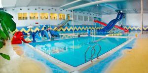 Hotel Aquapark Alligator, Szállodák  Ternopil - big - 70