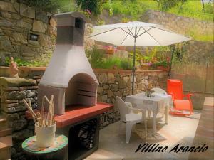 villino Arancio, Case vacanze  Massarosa - big - 32