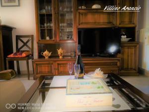villino Arancio, Case vacanze  Massarosa - big - 54