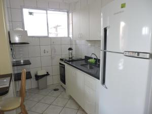 Apartamentos Adriatico, Appartamenti  Guarujá - big - 9