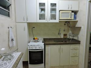 Apartamentos Adriatico, Appartamenti  Guarujá - big - 13