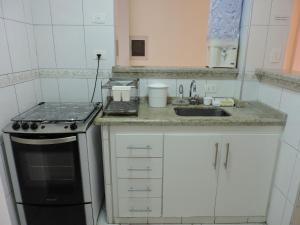 Apartamentos Adriatico, Appartamenti  Guarujá - big - 23