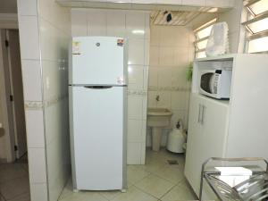 Apartamentos Adriatico, Appartamenti  Guarujá - big - 25