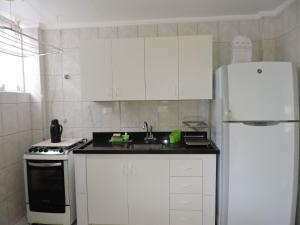 Apartamentos Adriatico, Appartamenti  Guarujá - big - 28