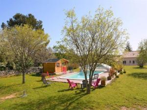 House Orgnac l aven - 8 pers, 120 m2, 4/3 - Labastide-de-Virac