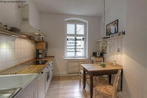 Two-Bedroom Apartment with a separate Kitchen, Elevator (80 m2)