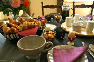 L'Affable, Bed & Breakfasts  Les Cammazes - big - 43