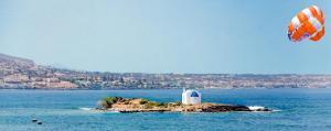 Pyrgos Blue, Residence  Malia - big - 49