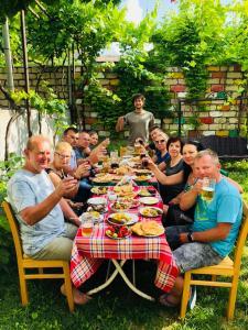Nitsa Guest House, Penzióny  Gori - big - 69
