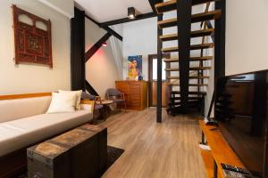 Duplex Suite with Twin Beds