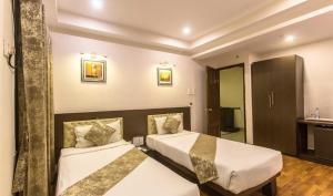 The Pearl Hotel, Отели  Калькутта - big - 4