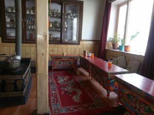 Tsashung Homestay,Hunder Nubra,Leh Ladakh, Проживание в семье  Лех - big - 3