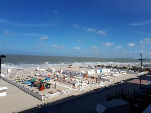 Appartment Jupiter 3E, Appartamenti  Blankenberge - big - 4