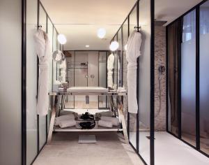 Petit Hôtel Confidentiel, Отели  Шамбери - big - 15