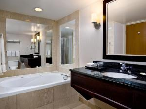 Deluxe King Room with Falls View and Jacuzzi