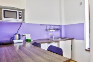 Studio ApartCity, Aparthotels  Braşov - big - 64