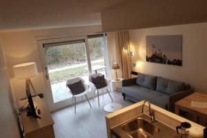 Kaap appartementen, Apartmanok  Hollum - big - 43