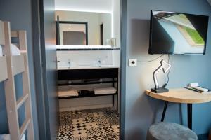 Relais Amadourien, Hotel  Rocamadour - big - 47