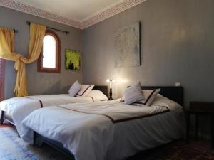 Villa du Souss Eco-Lodge, Проживание в семье  Агадир - big - 9