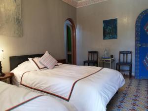 Villa du Souss Eco-Lodge, Проживание в семье  Агадир - big - 8