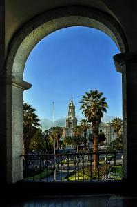 Hoteles Riviera Colonial, Szállodák  Arequipa - big - 31