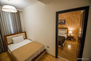 Hotel Flamingo, Hotel  Korçë - big - 9