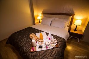 Hotel Flamingo, Hotel  Korçë - big - 8