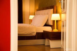 Hotel Flamingo, Hotel  Korçë - big - 21