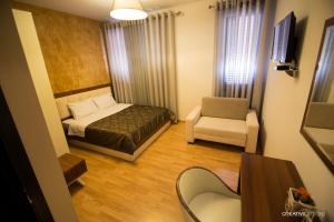 Hotel Flamingo, Hotel  Korçë - big - 5