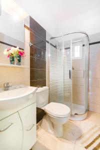 Salora Studio-Apartments, Apartmanok  Arhángelosz - big - 34
