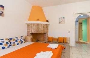 Salora Studio-Apartments, Apartmanok  Arhángelosz - big - 35