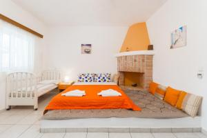 Salora Studio-Apartments, Apartmanok  Arhángelosz - big - 36