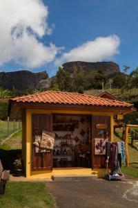 Chalés Pedra do Baú, Vendégházak  São Bento do Sapucaí - big - 22