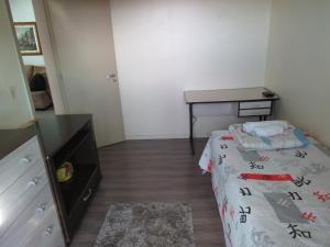 Residencial Milano, Apartmanok  Porto Alegre - big - 16