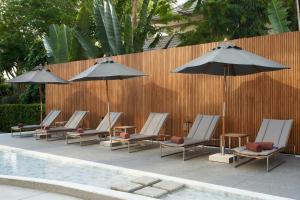 The Park Nine Hotel&Serviced Residence Suvarnabhumi, Отели  Лат-Крабанг - big - 22