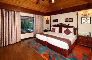 Mayfair Gangtok, Курортные отели  Гангток - big - 18