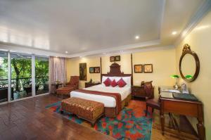 Mayfair Gangtok, Курортные отели  Гангток - big - 15