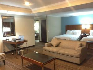 One-Bedroom Suite with Two Queen Beds and Sofa Bed - Non-Smoking