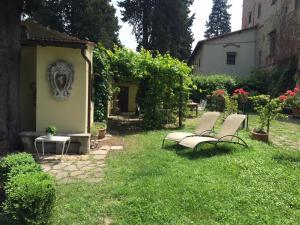Fattoria Settemerli, Фермерские дома  Флоренция - big - 47