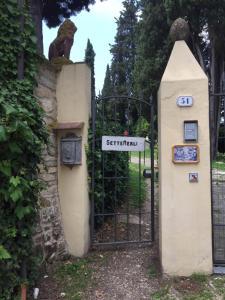 Fattoria Settemerli, Фермерские дома  Флоренция - big - 46