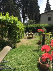 Fattoria Settemerli, Фермерские дома  Флоренция - big - 44